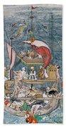 Mughal - Noah's Ark Beach Towel