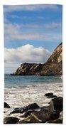 Mugu Rock Beach Towel