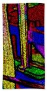 Multi Sensation Colors Beach Towel