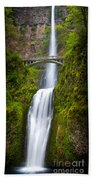 Multnomah Panorama Beach Towel