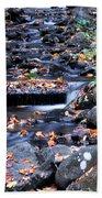 Munising Falls II Beach Towel