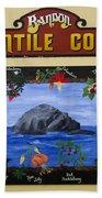Mural Bandon Mercantile Company Beach Towel