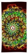 Murano Glass - Red Beach Sheet