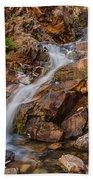 Murdock Basin Falls 2 Beach Towel