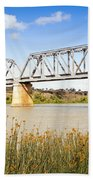Murray Bridge Beach Towel