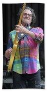 Musician Gary Lewis Beach Towel