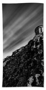 Mussenden Temple - On The Edge Beach Towel