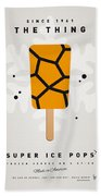 My Superhero Ice Pop - The Thing Beach Towel