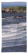 Myers Beach 3 Beach Towel