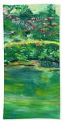 Mynelle Gardens Beach Towel