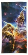 Mystic Mountain Beach Towel