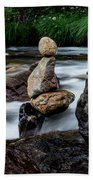 Mystic River S2 Viii Beach Towel