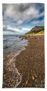 Nant Gwrtheyrn Shore Beach Towel