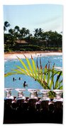 Napili Bay Maui Hawaii Beach Towel