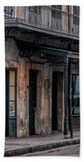 Napoleon House In French Quarter Beach Towel