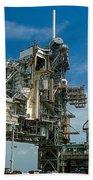 Nasa Space Shuttle Beach Towel