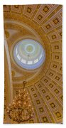 National Statuary Rotunda Beach Towel
