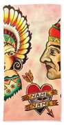 Native Flash Sheet Beach Towel