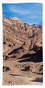 Natural Bridge Canyon Death Valley National Park Beach Towel