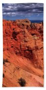 Natural Bridge In Bryce Canyon Beach Towel