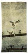Natural Order Beach Towel