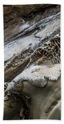 Natural Rock Art Beach Towel
