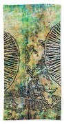 Nature Abstract 19 Beach Towel