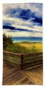 Nature Preserve Beach Towel