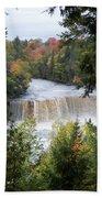 Nature's Art Beach Towel
