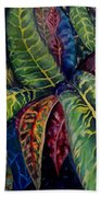 Nature's Palette Beach Towel