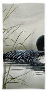 Nature's Serenity Beach Towel by James Williamson