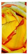 Nature's Vivid Colors Beach Towel