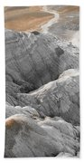 Navaho Badlands Beach Towel