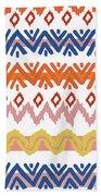 Navajo Missoni IIi Beach Towel