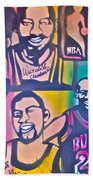 Nba Nuthin' But Africans Beach Towel