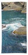Neah Bay At Cape Flattery Beach Towel