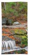 Near And Far Beach Towel by Bill Wakeley
