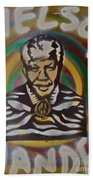 Nelson Mandela Beach Sheet