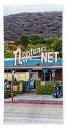 Neptune's Net Beach Towel