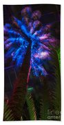 New Age Tropical Palm Beach Towel