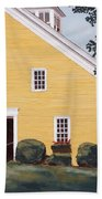 New England Roots Beach Towel