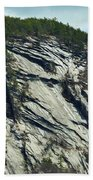 New Hampshire Ledge Beach Towel