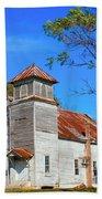 New Hope Mb Church Estill Ms Beach Towel