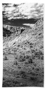 New Mexico Mountains Beach Towel