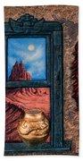 New Mexico Window Gold Beach Sheet