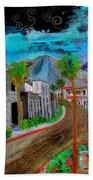 New Old Town La Quinta Beach Towel