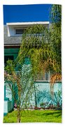 New Orleans Home 7 Beach Towel