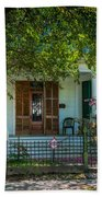 New Orleans Home 8 Beach Towel