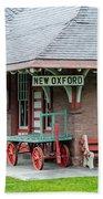 New Oxford Depot 2559 Beach Towel