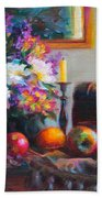 New Reflections Beach Towel
